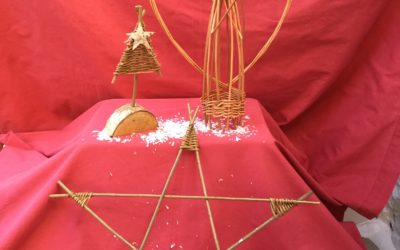 Christmas Willow workshop…