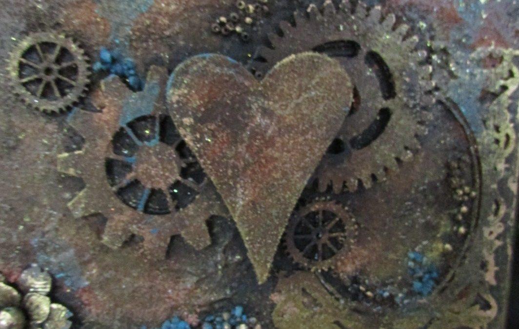 Lovely in rust!